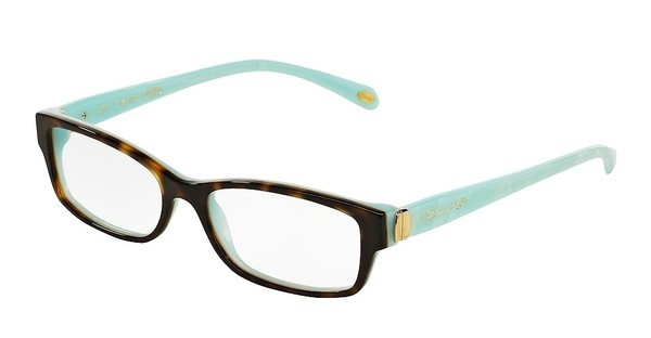 Tiffany TF2115 8134 DARK HAVANA/BLUE