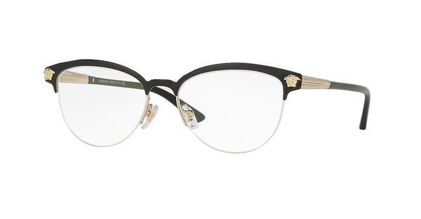 Versace VE1235 1371 BLACK/PALE GOLD