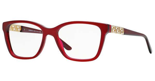 Versace VE3192B 388 TRANSPARENT RED