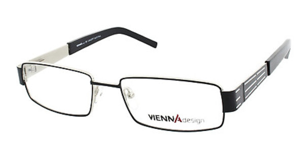 Vienna Design UN475 01 shiny black/shiny silver