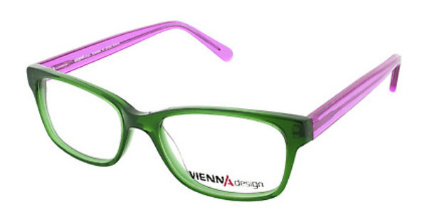 Vienna Design UN551 01 x'tal green/x'tal purple