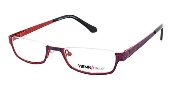 Vienna Design UN596 01 blue pattern