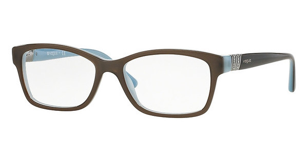 Vogue VO2765B 2322 MUD GREEN/OPAL AZURE