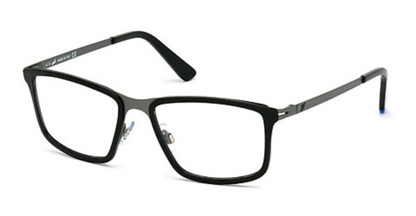 Web Eyewear WE5178 009 anthrazit matt