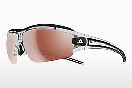 Ophthalmic Glasses Adidas Evil Eye Halfrim Pro L (A167 6078) - White, Black