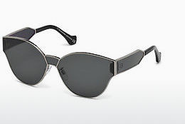 Ophthalmic Glasses Balenciaga BA0096 12A - Grey, Dark, Shiny
