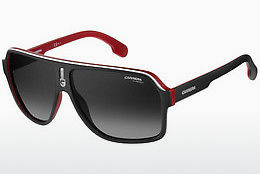 Ophthalmic Glasses Carrera CARRERA 1001/S BLX/9O - Black, Silver, Red