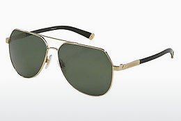 Ophthalmic Glasses Dolce & Gabbana BASALTO (DG2133K 488/58) - Gold, Sand