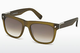 Ophthalmic Glasses Dsquared DQ0212 46P - Brown, Bright, Matt