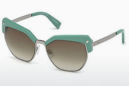 Ophthalmic Glasses Dsquared DQ0253 93P - Green, Bright, Shiny