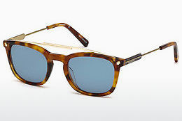 Lunettes de soleil Dsquared DQ0272 53V - Havanna, Yellow, Blond, Brown
