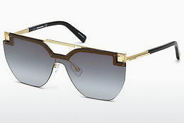 Ophthalmic Glasses Dsquared DQ0275 32C - Gold