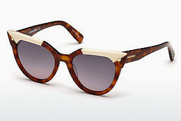 Lunettes de soleil Dsquared DQ0277 53B - Havanna, Yellow, Blond, Brown