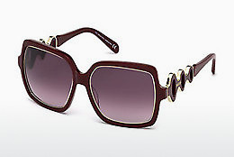 Ophthalmic Glasses Emilio Pucci EP0040 69T - Burgundy, Bordeaux, Shiny