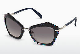 Ophthalmic Glasses Emilio Pucci EP0072 92B - Blue