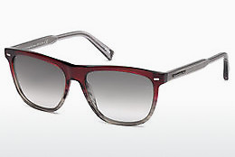 Ophthalmic Glasses Ermenegildo Zegna EZ0041 71B - Burgundy, Bordeaux