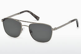 Ophthalmic Glasses Ermenegildo Zegna EZ0071 14A - Grey, Shiny, Bright
