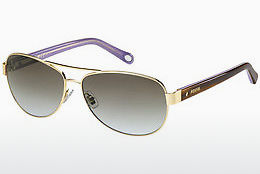 Ophthalmic Glasses Fossil FOS 2004/S H0R/LW - Gold, Brown, Havanna, Purple