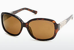 Ophthalmic Glasses Guess GU7418 52F - Brown, Dark, Havana