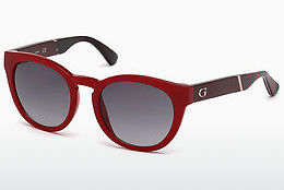 Ophthalmic Glasses Guess GU7473 69B - Burgundy, Bordeaux, Shiny