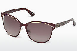 Ophthalmic Glasses Guess GU7486 70G - Burgundy, Bordeaux, Matt