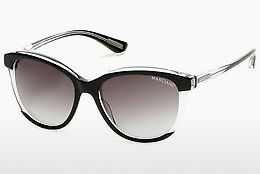 Ophthalmic Glasses Guess by Marciano GM0757 03B - Black, White