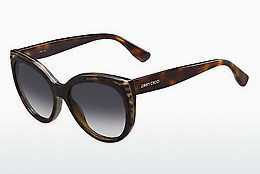 Ophthalmic Glasses Jimmy Choo NICKY/S PUU/9C - Leopard, Brown, Havanna