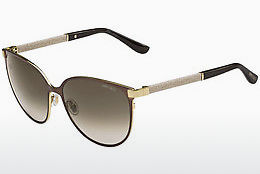 Ophthalmic Glasses Jimmy Choo POSIE/S F8G/HA - Brown, Gold