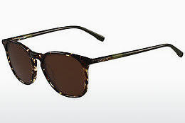 Ophthalmic Glasses Lacoste L813S 215 - Yellow, Brown