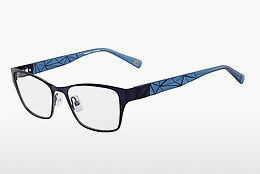 Ophthalmic Glasses MarchonNYC M-REFINERY 412 - Grey, Navy