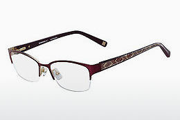 Ophthalmic Glasses MarchonNYC M-YORKVILLE 604 - Burgundy