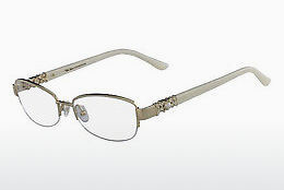 Ophthalmic Glasses MarchonNYC TRES JOLIE 175 710 - Gold