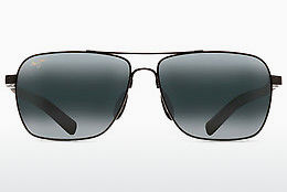 Ophthalmic Glasses Maui Jim Freight Trains 326-02 - Black