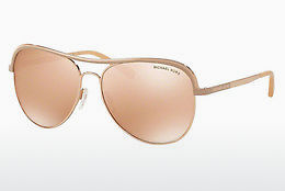 Ophthalmic Glasses Michael Kors VIVIANNA I (MK1012 1107R1) - Pink, Gold, Brown