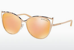 Ophthalmic Glasses Michael Kors INA (MK1020 11657J) - Pink, Brown, Havanna, Gold