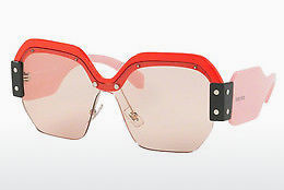 Ophthalmic Glasses Miu Miu MU 09SS VIW4Q0 - Red