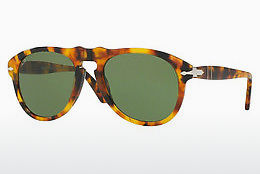 Ophthalmic Glasses Persol PO0649 10524E - Brown, Havanna