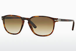 Ophthalmic Glasses Persol PO3019S 108/51 - Brown, Havanna