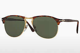 Ophthalmic Glasses Persol PO8649S 24/31 - Brown, Havanna
