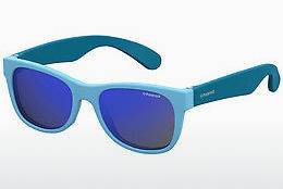 Ophthalmic Glasses Polaroid Kids P0300 RHB/5X - Blue