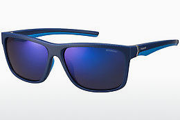 Ophthalmic Glasses Polaroid Sports PLD 7014/S ZX9/5X - Blue