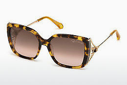 Lunettes de soleil Roberto Cavalli RC1058 53F - Havanna, Yellow, Blond, Brown