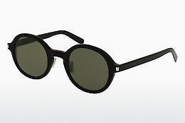 Ophthalmic Glasses Saint Laurent SL 161 SLIM 001 - Black