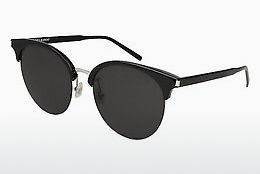 Ophthalmic Glasses Saint Laurent SL 200/K SLIM 001 - Black