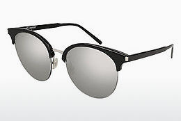 Ophthalmic Glasses Saint Laurent SL 200/K SLIM 002 - Black