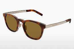 Ophthalmic Glasses Saint Laurent SL 28 COMBI 003 - Brown, Havanna