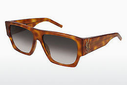 Ophthalmic Glasses Saint Laurent SL M17 003 - Brown, Havanna