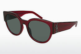 Ophthalmic Glasses Saint Laurent SL M19 004 - Red