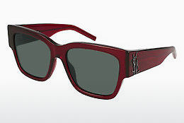 Ophthalmic Glasses Saint Laurent SL M21 004 - Red