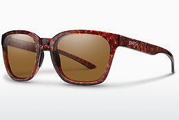 Lunettes de soleil Smith FOUNDER FWH/L5 - Brunes, Havanna